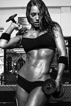 From Overweight to Fitness Model - This girl is truly an inspiration and shows it can be done!!  **My future body** lol
