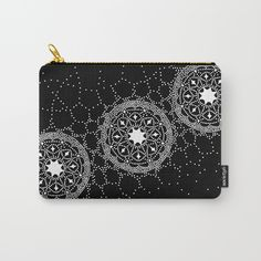 Star Lace Lattice Black Carry-All Pouch Online Store at society6.com/wednesday_expressions Please check it out and leave a like on what you love!  Got an idea that you would like to see illustrated, or a drawing of mine you want on my store? Please leave a comment below . . . . . . . #wednesdayexpressions #society6 #patreon #prints #poetry #illustrator  #onlineshop #shoponline #shop #store #illustration #art #handmade #ink #new #print #potd #shortstory #artist #blackandwhite #poetrycommunity…