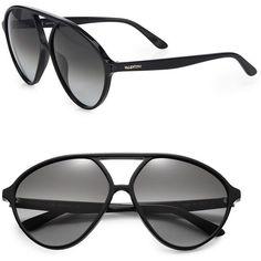 Valentino Thin Glam Mask 60mm Aviator Sunglasses ($270) ❤ liked on Polyvore featuring accessories, eyewear, sunglasses, apparel & accessories, oversized aviators, uv protection sunglasses, oversized aviator sunglasses, mirrored aviator sunglasses and aviator style sunglasses