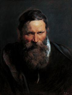 """21-Peter-Paul-Rubens-1577-Siegen-–-1640-Antwerp-""""Portrait-of-the ..."""