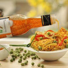 Tofu mariné et son riz aux épices paella | Bio c' Bon votre supermarché pour un quotidien bio enfin accessible