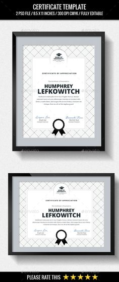 85 Best Certificates Images Certificate Design Template Page