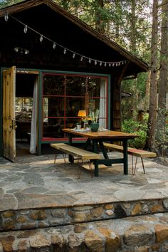 Cozy Cabin, Cozy Cottage, Cozy House, Cabin Tent, Lake Cabins, Cabins And Cottages, Mountain Cabins, Cabins In The Woods, House In The Woods