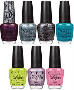 can't wait for this polish- Nicki Minaj OPI collection