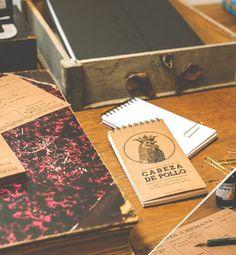 Revista Detalle  –  El valor del Papel This Is Us, Innovative Products, Journals, Paper Envelopes