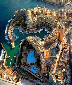 Prendre de la hauteur I #Malte I