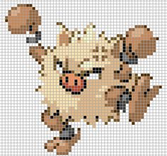 Pokemon from the Generation 1 Series. Placed in grid format to make it easier for pixel-arters to create on minecraft, in hama form, cross-stitch or oth. Pokemon Perler Beads, Hama Beads, Pokemon Chart, Art Pokemon, Stitch Character, Pixel Art Grid, 8 Bit Art, Pokemon Pokedex, Melting Beads