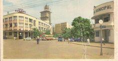 Centro de Londrina década de 70