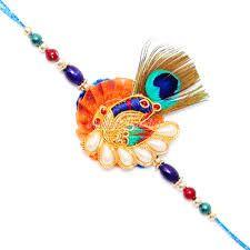 Fashion Jewelry Spirited New Friendship Rakhi Rakshabandan Indian Bracelet Exclusive Wristband