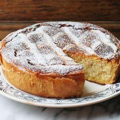 Pastiera Napoletana (Neapolitan Wheatberry and Ricotta Easter cake) recipe on Food52