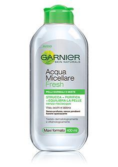 Garnier-Acqua Micellare Fresh #garnier