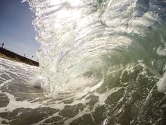 HB showing signs of life Captured w/gopro