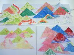 がじゅく 三鷹スタジオ kindergarten art 子供の素敵な絵や工作をピンボードに集めています。ブログランキングに参加しています。ポッチとよろしくお願いします>>   http://education.blogmura.com/bijutsu/  Thank You! Arts and crafts, children,