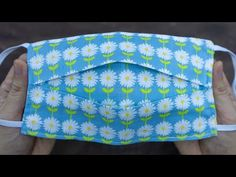 Face Mask Sewing Tutorial / How to make Face Mask with Filter Pocket / DIY Cloth Face Mask - Free Online Videos Best Movies TV shows - Faceclips Sewing Patterns Free, Sewing Tutorials, Sewing Hacks, Pattern Sewing, Purse Patterns, Easy Face Masks, Diy Face Mask, Easy Knitting Projects, Sewing Projects