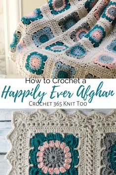 This afghan is absolutely gorgeous! Grannies Crochet, Bag Crochet, Crochet Afgans, Form Crochet, Crochet Motif, Crochet Crafts, Crochet Cushions, Crochet Pillow, Crochet Blankets