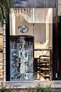 Dior Homme Commissions Artists for New York and LA Store Installations