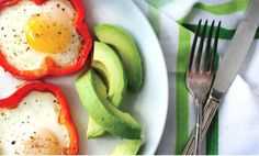 Low-carb recipe for breakfast: Ring around the egg