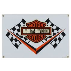 Harley-Davidson® Racing Flags