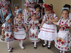 Kalocsa small town in Hungary and typical dresses with hand-made embroideries - Picture of Etour-Budapest - Tripadvisor Art Populaire, Hungarian Embroidery, Precious Children, Budapest Hungary, Folk Costume, My Heritage, Traditional Dresses, Trip Advisor, Marie