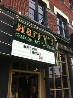 Harry S Seafood Bar And Grille Downtown Ocala Restaurants The Villages Florida