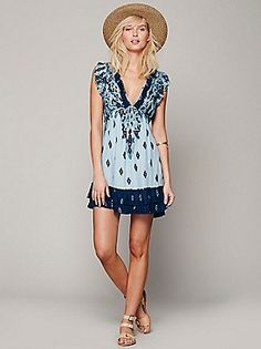 Free People Geo Print Ruffle Frock at Free People Clothing, Does this work for fall? http://keep.com/free-people-geo-print-ruffle-frock-at-free-people-clothing-b-by-margaret_joseph/k/1JvpXVgBBE/