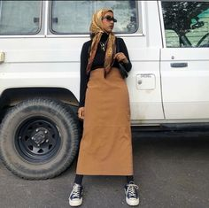 Hijab Fashion Summer, Modest Fashion Hijab, Modern Hijab Fashion, Street Hijab Fashion, Modesty Fashion, Hijab Fashion Inspiration, Muslim Fashion, Fashion Outfits, Fashion Clothes