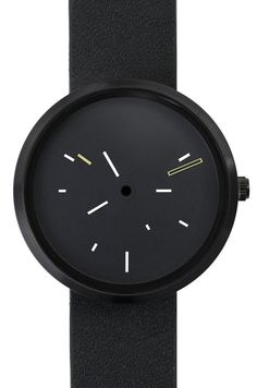 Black KaosWatch PROJECTS WATCHES