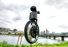 Self-Balancing Unicycle.  If a Segway and a unicycle had a baby, this would be the result.