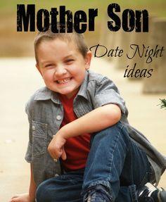 Mother Son Date Night Ideas #happymamas #whoisthisboy #boymom