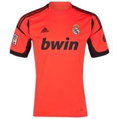d8b27c6c26f 12 13 Real Madrid Goalkeeper Pink Shirt