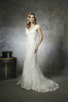 Justin Alexander Spring 2013 Bridal Collection + My Dress of the Week - Belle the Magazine . The Wedding Blog For The Sophisticated Bride