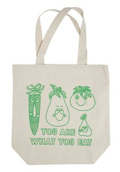 Veg Out Tote