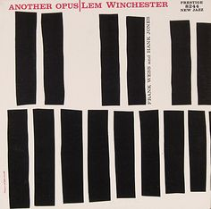 Lem Winchester - Another Opus - New Jazz 8244