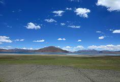 西藏 羊卓雍措沿途