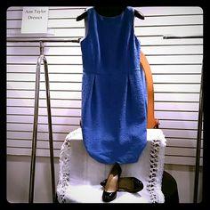 Ann Taylor Dress SAMPLE Sleeveless dress Ann Taylor Dresses Midi