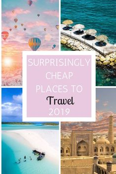 9 Surprisingly Cheap Places to Travel 2019 When you are searching for surprisingly cheap places to travel in remember that the entire scope is up for grabs. Here are the top Cheap Places To Travel, Cheap Travel, Budget Travel, Travel Tips, Places To Go, Cheapest Countries To Travel, Travel Hacks, Travel Ideas, Travel Advice