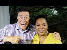 First Look: Stephen Colbert on Oprah's Next Chapter - Oprah Winfrey Network