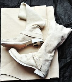 MA+ pull-on boots