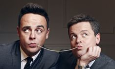 ant and dec | Ant and Dec, as well as hosting the Morrisons-sponsored Saturday Night ...