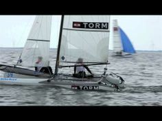 Holanda: Delta Lloyd Regatta 2014. Video Day 4 - The highlights.