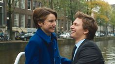 I am currently obsessing over The Fault in Our Stars movie. Tissues.. where's my tissues?
