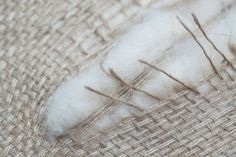 Cashmere - One of the finest, most luxurious natural fibres in the world #cashmere #fibre #textiles