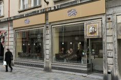 Shtoor Coffee shop in Bratislava Sturova 8, Bratislava, Slovakia