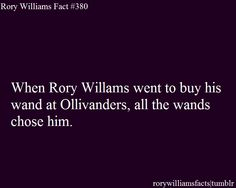 Facts about Rory Williams: Photo