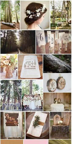 Design Dish :: Woodsy Wedding - designed by The Simplifiers: Event Planning | Austin,TX - inspired by BBJ linens