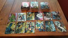 Lady Death 1994 Chromium 159 CARD LOT Chaos Comics GREAT BUY!!!  M NM L@@K METAL