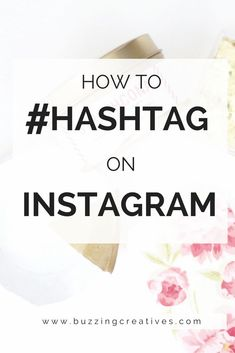 How to Hashtag on Instagram — Hashtags are key in Instagramming. You can't just post images without hashtags and expect to draw attention in the sense of gaining likes and followers. in this post: Remember, at the end of the day pairing amazing visuals with the right hashtags is the ultimate Instagram success package--you simply cannot go wrong. HASHTAGS EXPLAINED WHAT DO HASHTAGS EVEN DO? HERE IS HOW YOU HASHTAG EFFECTIVELY