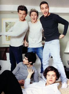 One Direction....... aren't they the best?!?! IS THAT EVEN A QUESTION!?
