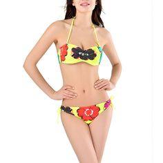 $16.64 (Buy here: https://alitems.com/g/1e8d114494ebda23ff8b16525dc3e8/?i=5&ulp=https%3A%2F%2Fwww.aliexpress.com%2Fitem%2FNavy-Style-Two-Piece-Swimsuit-Push-Up-Bandeau-Bikini-Set-for-Woman-Low-Waist-Bottom-Maillot%2F32731382456.html ) Navy Style Two Piece Swimsuit Push Up Bandeau Bikini Set for Woman Low Waist  Bottom Maillot De Bain Brazilian Bikini Beachwear for just $16.64