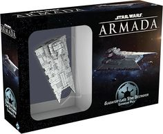 Just listed on our website: Star Wars - Armad... Check it out here! http://www.thegamescorner.com.au/products/star-wars-armada-gladiator-class-star-destroyer-expansion-pack